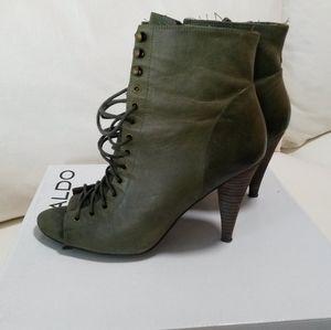 Aldo Lace-up Heels
